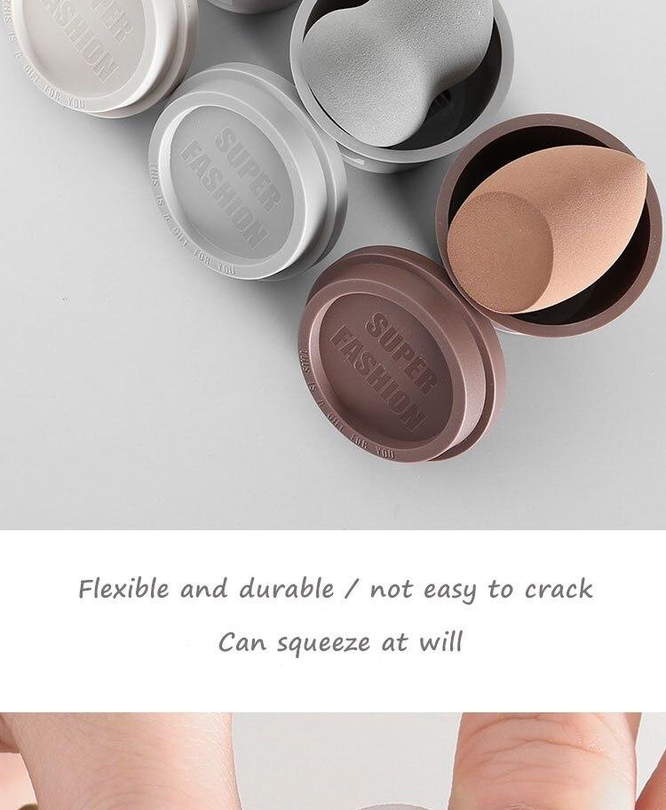 Esponjas para cosméticos