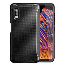 цена на For Cover Samsung Galaxy XCover Pro Case TPU Soft Case For Samsung XCover Pro Cover Fundas Samsung XCover Pro X Cover Pro Case