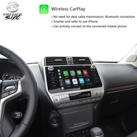 Wireless CarPlay Android Auto for Toyota Landcruiser iSmart Auto Wireless Android Auto for Prado 13-20 Models 2