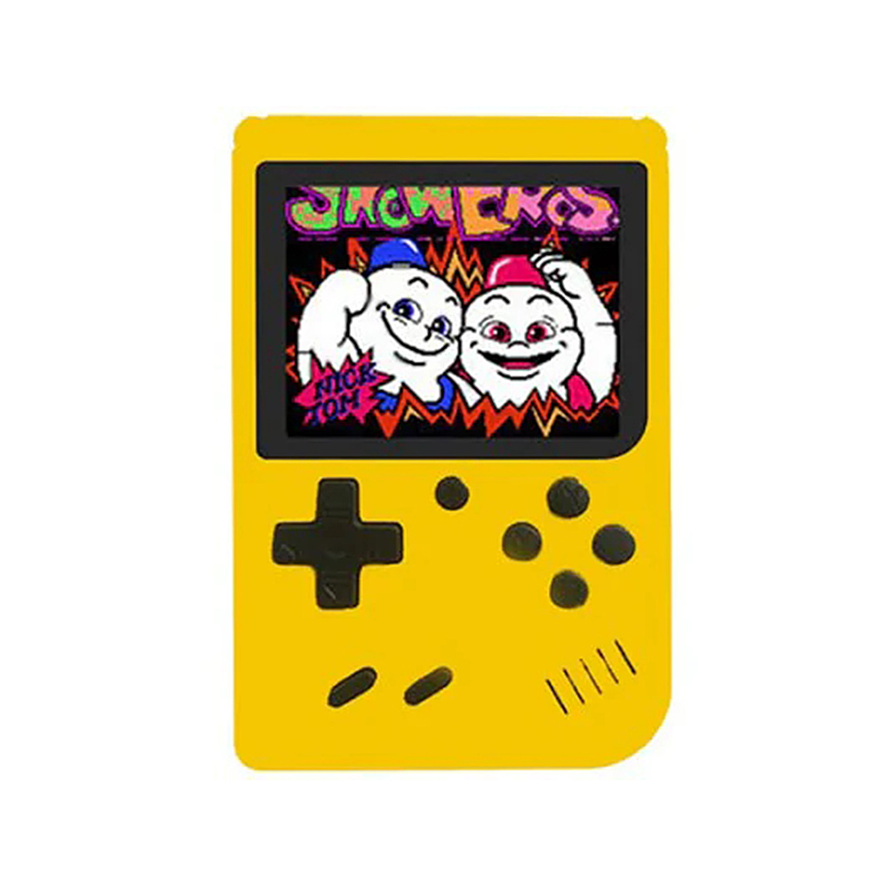 Handheld Game Console 3 Inch w/ 168 Games Retro Game Player Video Gaming Console Birthday Christmas Presents for Children