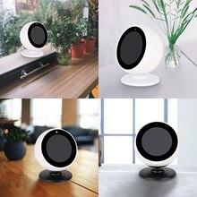 Gosear soporte magnético de rotación de 360 grados, Base de montaje para Amazon Echo Spot, accesorios para altavoces inteligentes