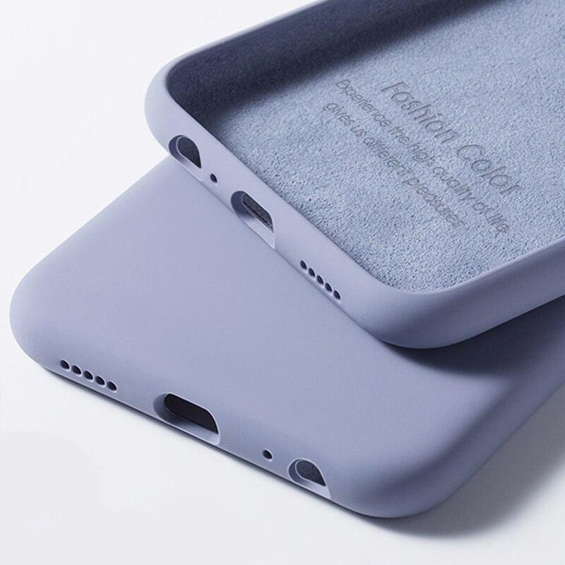 Для Samsung A51 чехол Ультратонкий жидкий ТПУ силиконовый чехол для телефона для Samsung Galaxy A51 SM A515F/DS A 51 чехол Caso Специальные чехлы      АлиЭкспресс