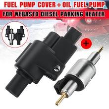 12V/24V Diesel Air Parking Heat Fuel Pump 2KW 5KW Universal Car Heater Oil Fuel Diesel Pump Cover Holder Housing Bracket