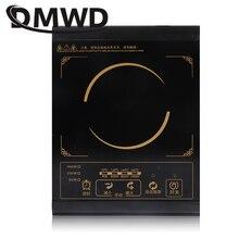DMWD мини многофункциональная электрическая индукционная плита, бойлер для молока, воды, плита для чая, кофе, конфорка для приготовления лапши, нагревательная плита