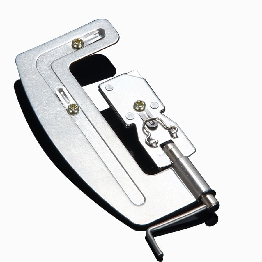 Semi Automatic Fishing Hooks Line Tier Machine Stainless Steel Fish Hook Line Knotter Tying Fishing Binding Device Tool