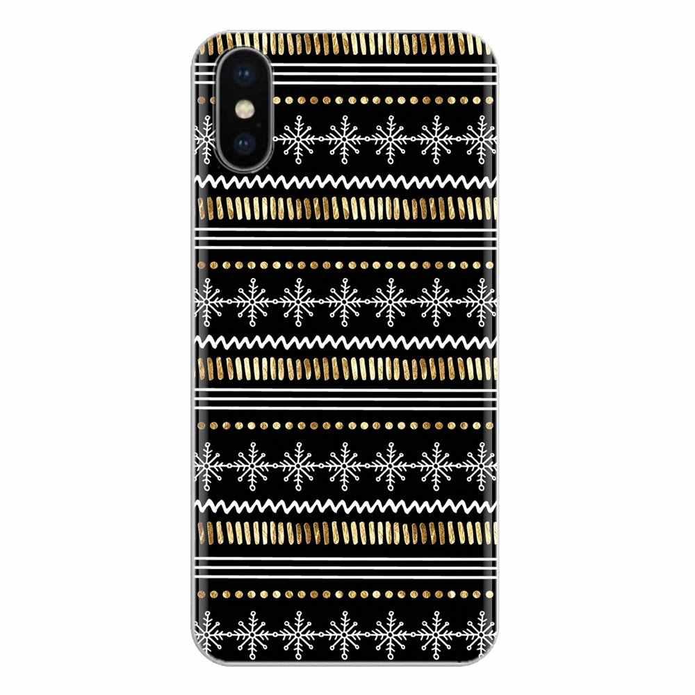 Para xiao mi 6 mi 6 a1 max mi x 2 5x 6x vermelho mi nota 5 5a 4x 4a a4 4 3 plus pro capa de escudo do telefone silicone design geométrico moderno
