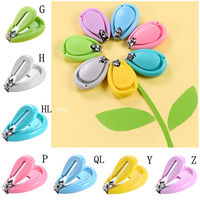 Baby Special Nail Clipper Baby Safety Care Products Cute Infant Finger Trimmer Scissors Newborn Nail Care Nail Cutters N