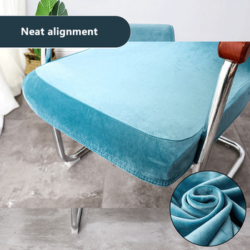 Stretchable Waterproof Spandex Office Chair Covers 3 Chair And Sofa Covers