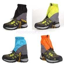 Водонепроницаемый чехол для ног альпинизма и пеших прогулок