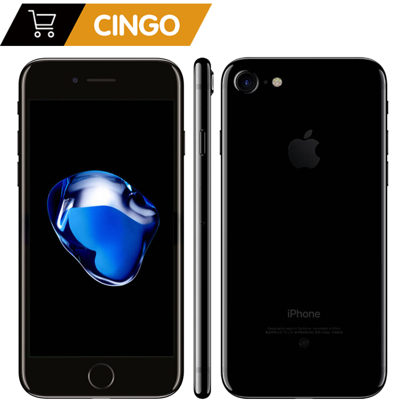 Desbloqueado Apple iPhone 7 32 2GB de RAM/ROM 128/256GB 4.7
