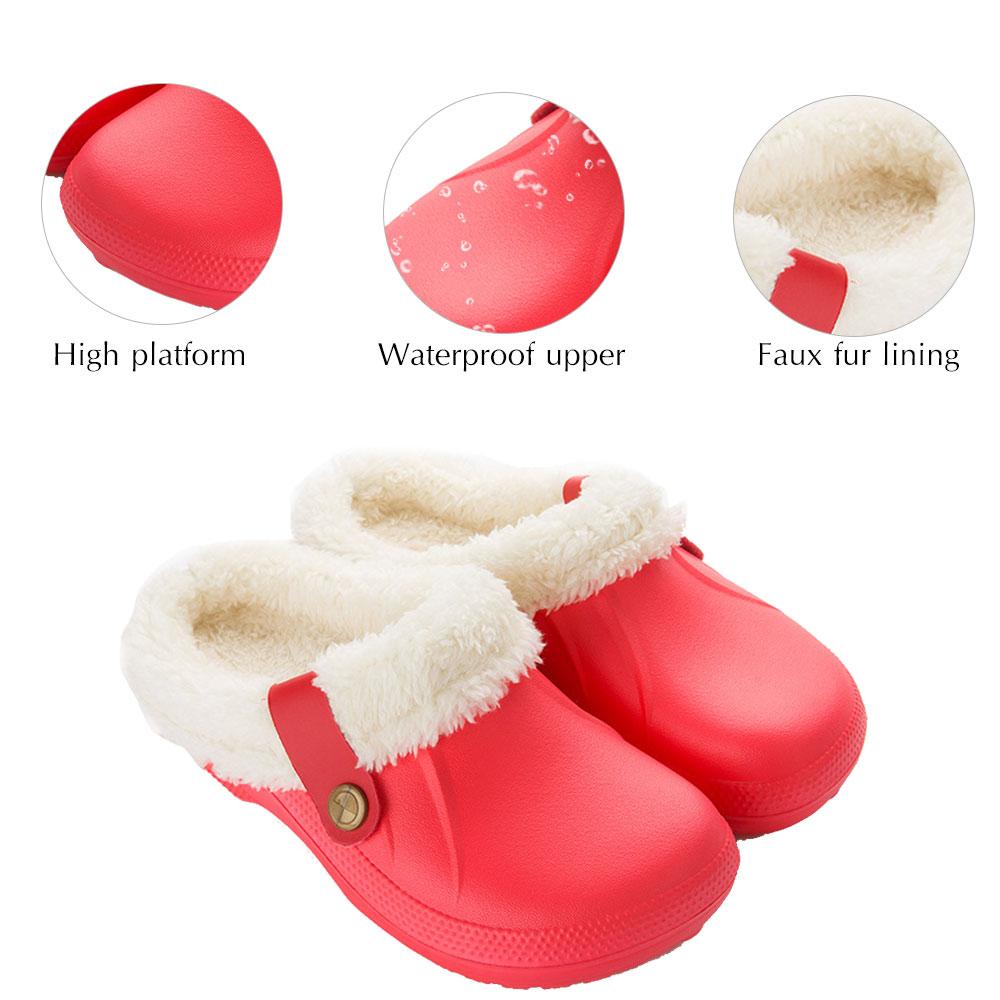H5fac8ff49e6b4357a59a835489106bb1B Pantufa chinelos masculinos de couro, de alta qualidade, de pu, para inverno, de pelúcia, curto, salto plano, quente, para área interna