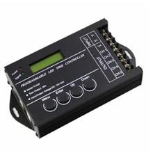 TC420 TC421 เวลาโปรแกรม 5 เอาต์พุต LED Strip Light Controller,ใช้กันอย่างแพร่หลายในพิพิธภัณฑ์สัตว์น้ำ,ถังปลา, พืช Grow