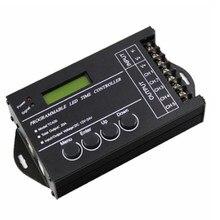 WIF-controlador LED programable de tiempo programable RGB, TC421, TC420, DC12V/24V, 5 canales de salida Total, 20A, ánode común programable para tira Led