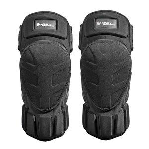 Image 2 - Motorcycle Knee Pads Men Protective Gear Knee Gurad Kneepad Protector Rodiller Equipment Gear Motocross Racing Moto