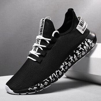 Zapatos informales para Hombre zapatillas deportivas transpirables con malla De aire, mocasines...