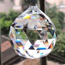 2 шт. подвесная K9 Хрустальная люстра в форме шара лампа шар подвеска Высокое качество хрустальная люстра аксессуары для освещения