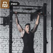 XIAOMI MIJIA FED duvar yatay Bar çekme-cihazı istikrarlı güvenlik kaymaz otomatik tampon kapalı spor fitness aletleri