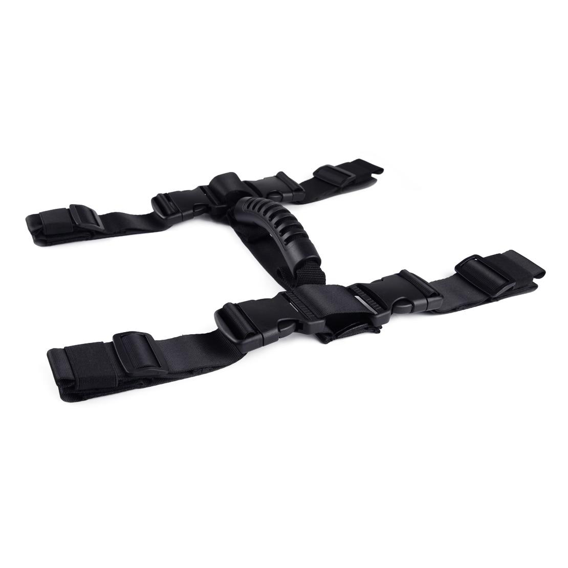 DWCX Car Side Box Pannier Rope String Handle Black Fit For BMW R1200GS LC ADV Adventure F700GS F800GS