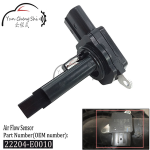 New Air Flow Meter MAF airflow sensor 22204-30020 22204-E0010 For Toyota Hilux Land Cruiser Hiace Dyna Coaster