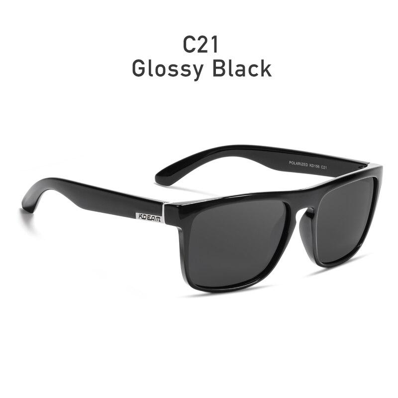 C21 glossy black