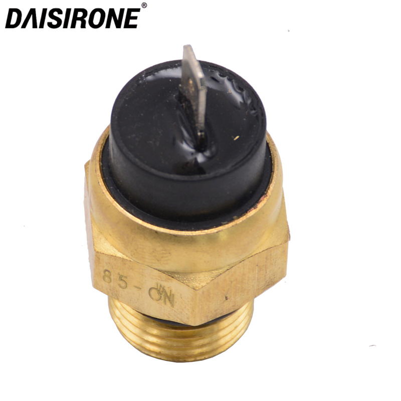 Radiator Fan Thermo Detect Switch for Honda NES125 NES150 VFR800 VFR Interceptor VTX1300C VTX1300R 37760-MT2-003 37760-MR1-003