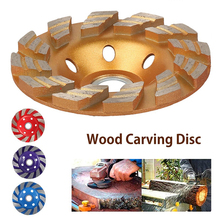 Diamond Grinding Wheel Disc Wood Carving Disc Bowl Shape Grinding Cup Concrete Granite Stone Ceramic Cutting Disc Power Tools