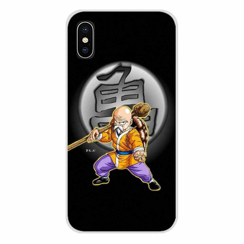 Acessórios Do Telefone Shell Cobre Dragon Ball z Kame Sennin Para Samsung Galaxy A3 A5 A7 A9 A8 Estrela A6 Plus 2018 2015 2016 2017