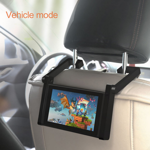 Game Accessories Car Back Seat Holder NS Game Console Holder Adjustable Bracket Stand For NS Nintend Switch