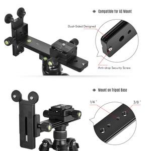 Image 4 - Andoer L200 Telephoto Lens Support Long Lens Holder Bracket Compatible for Arca Swiss Sunwayfoto RRS Benro Kirk Markins Mount