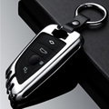 Автомобильный ключ чехол крышка брелок кольцо для ключей для BMW F15 F16 F48 E53 E70 E39 F10 F30 G30 G38 525 540 740 1 2 5 7 серии 218i X1 X3 X4 X5 X6