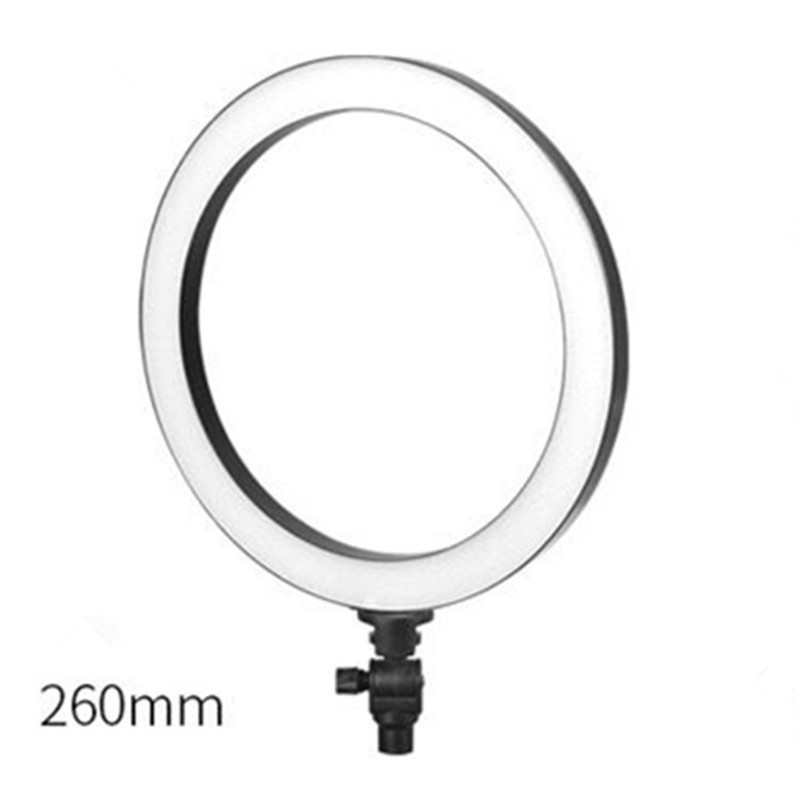 cheapest Mobile Phone Live Stand Fill Light Tripod LED Ring Light for Selfie Stick Camera Right Light Smartphone Video Accessories