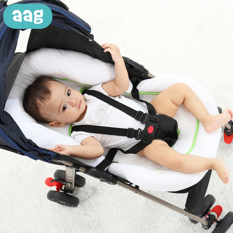 AAG Baby Nest Crib Travel Baby Bed Cot Cradle Newborn Sleeping Support Mattress Mat Infant Stroller Pad Baby Bassinet Bumper