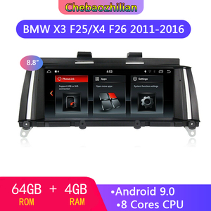 64G Android 9.0 car GPS multim