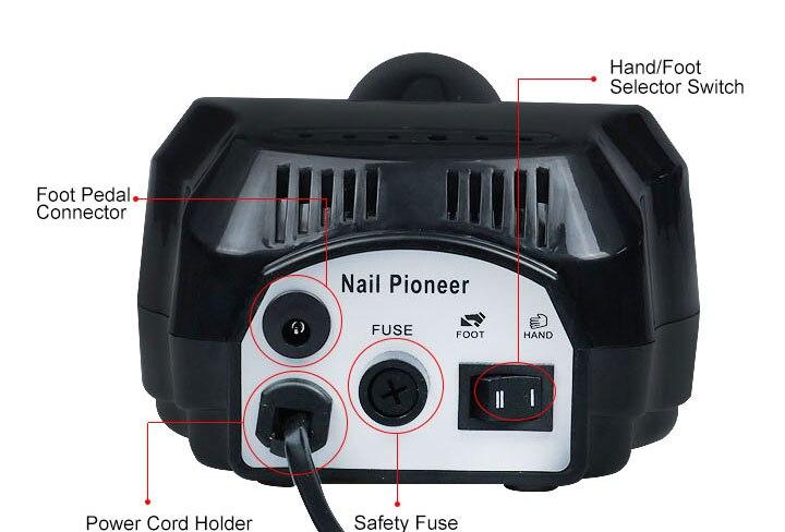 prego aparelho para manicure pro manicure máquina