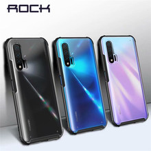 Rock Shockpoof Telefoon Case Voor Huawei P30 Lite Case Cover Voor Huawei Mate 30 Pro Nova 6 Se Honor V30 pro Case Coque Funda Etui(China)