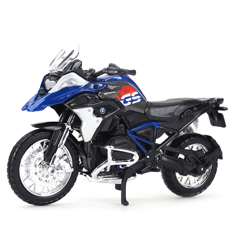 Maisto 1:18 BMW R1200GS 2017 S1000RR HP2 Sport Diecast Alloy Motorcycle Model Toy