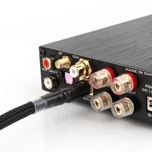 Image 5 - 5N OCC PURE ทองแดง DAC USB 2.0 CABLE Sound decoders,ข้อมูล USB ชุบทองปลั๊ก