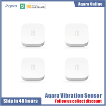 Aqara Sensor Smart Vibration Zigbee Motion Shock Sensor Detection Alarm Monitor Built In Gyro For Home Safety For xiaomi MI home