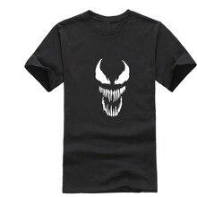 Venom T Shirt Superhero Cool Camiseta Homme 100% Cotton Tshi