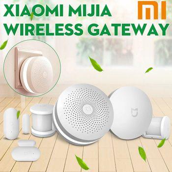 Оригинальные комплекты для умного дома Xiao mi, европейская версия mi для умного сенсора, комплект управления, концентратор, датчик движения, ок...