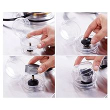 6Pc Baby Safety Oven Lock Lid Gas Stove Knob Covers Infant Child Protection Tool F3ME
