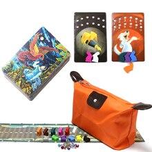 Настольная мини-игра «рассказ истории» 10, карточная игра на свободу, всего 78 карт, деревянные игрушки кролика для детей, 12 игроков, игра для в...