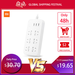 Xiaomi Mijia Power Strip 6 Por