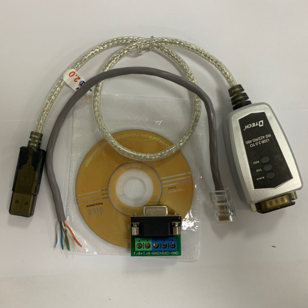 Servo, Communication, Lichuan, Driver, Adapter, Cable