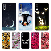 6.4'' Case For Samsung Galaxy A50 A50s A30s Case Soft TPU Phone Case For Samsung A50