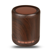 Wood Bluetooth Speaker Mini Wireless Stereo Speaker Support TF AUX in Handsfree Caixa de som portatil Phone Speaker цена 2017