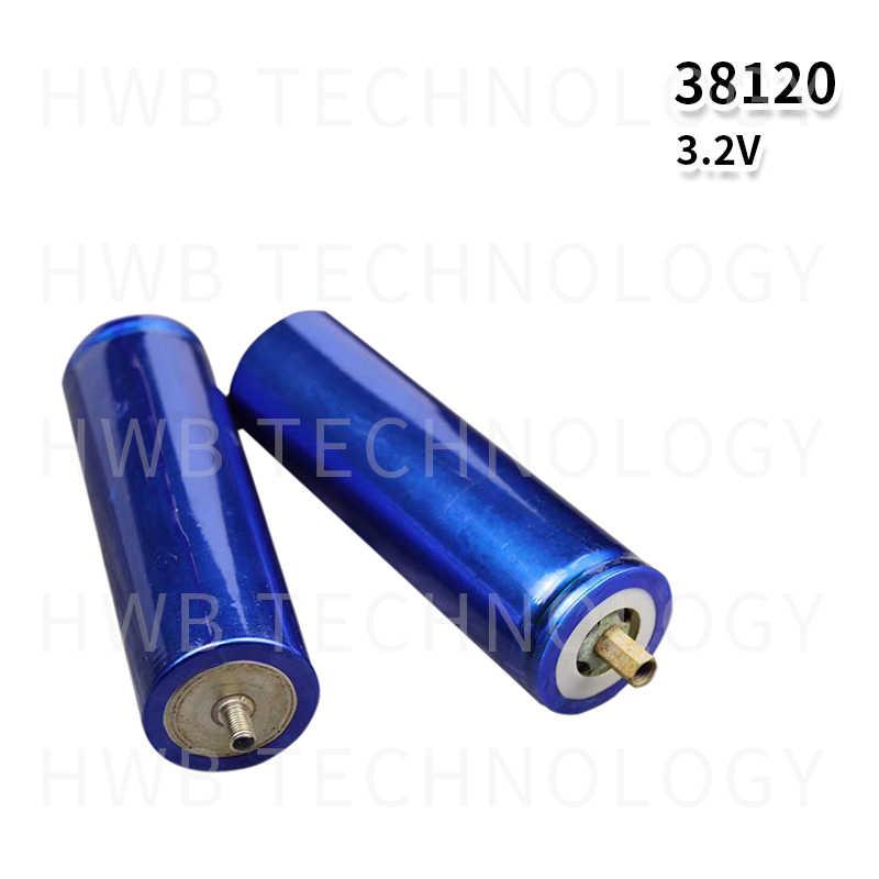 4 pièces de haute qualité 3.2V 10Ah 38120 38120S LiFePO4 batterie batterie de vélo Ele pour vélo électrique avec Support de connecteur et vis
