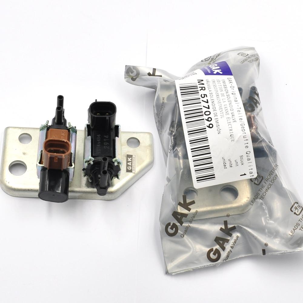 Emission Solenoid Valve For Mitsubishi Pajero Montero Shogun Sport Challenger Nativa Triton L200 4D56 2.5 DI K5T81289 MR577099