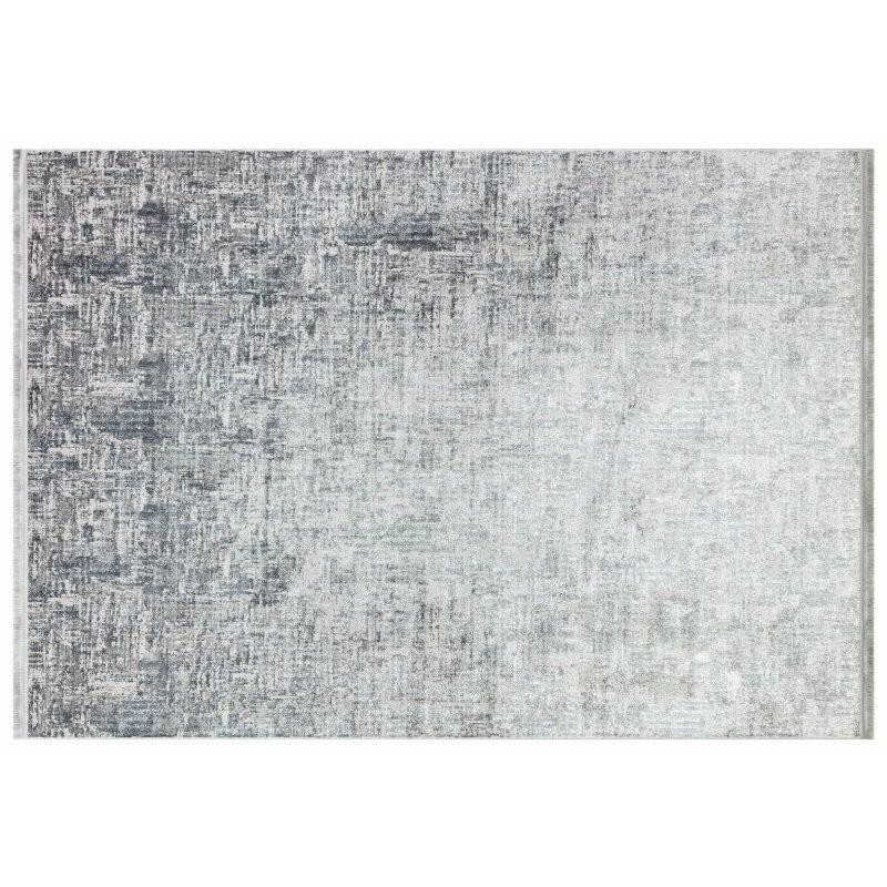 Apex Lucca 3 'x 10' полипропиленовый серый коврик