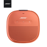 Bose SoundLink Micro Portable MIni Speaker Deep Bass Sound IPX7 Waterproof Speaker with Speakerphone for Outdoor Hiking Riding